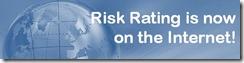 Risk rating on internet