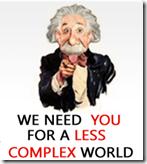 Einstein need you